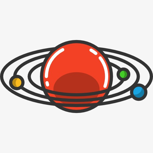 512x512 Solar System, Universe, Milky Way Png And Psd File For Free Download