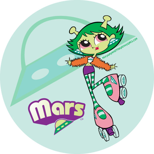 600x600 Mars Milky Way And The Galaxy Girls Wiki Fandom Powered By Wikia