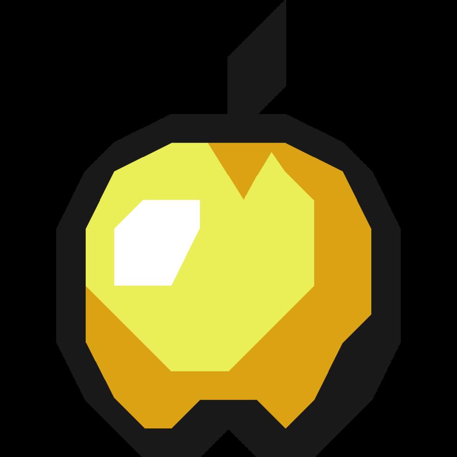 894x894 Clip Art Golden Apple Yanhe Clip Art