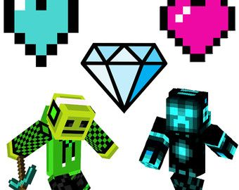 340x270 Best Minecraft Clip Art