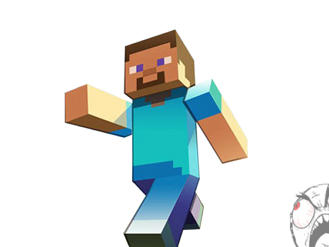 640x480 Minecraft Clipart