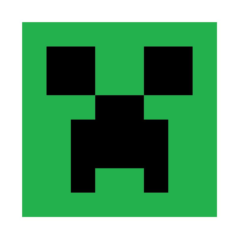 1000x1000 Minecraft Creeper Printable Minecraft Creeper Face Lt Minecraft