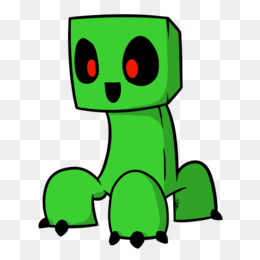 260x260 Minecraft Terraria Boss Creeper Mob