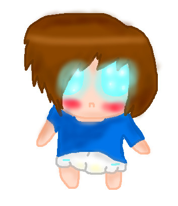 353x408 Minecraft Is Baby Steve Cute By Nighttimebright