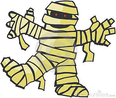 400x340 Mini Clipart Mummy