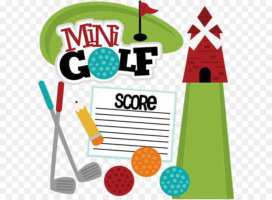 900x660 Miniature Golf Mini E Clip Art