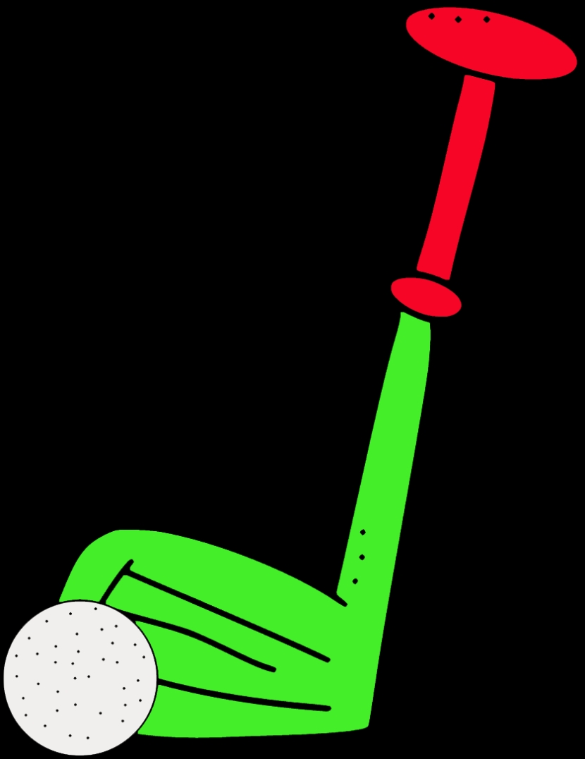 830x1076 Fresh Golf Clipart Collection