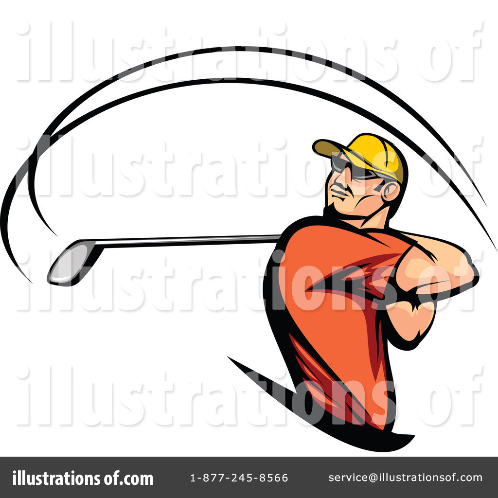 1024x1024 Retro Golf Clip Art Funny Clipart Panda Free Images Endearing