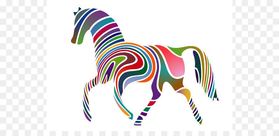 900x440 Horse Equestrian Clip Art