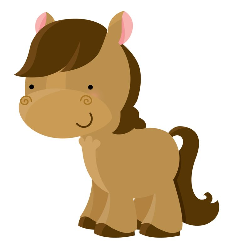 736x790 Pony Clipart Free