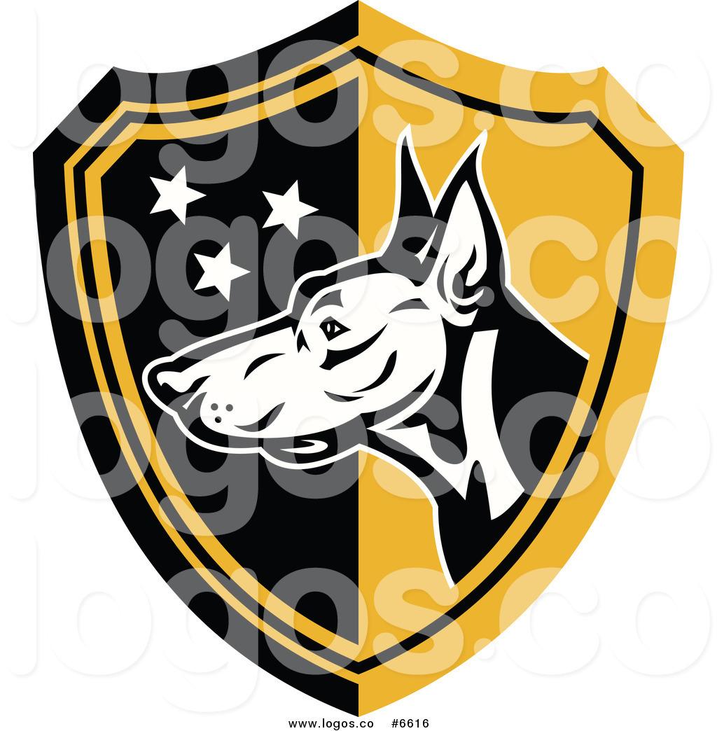 1024x1044 Doberman Pinscher Clipart Guard Dog