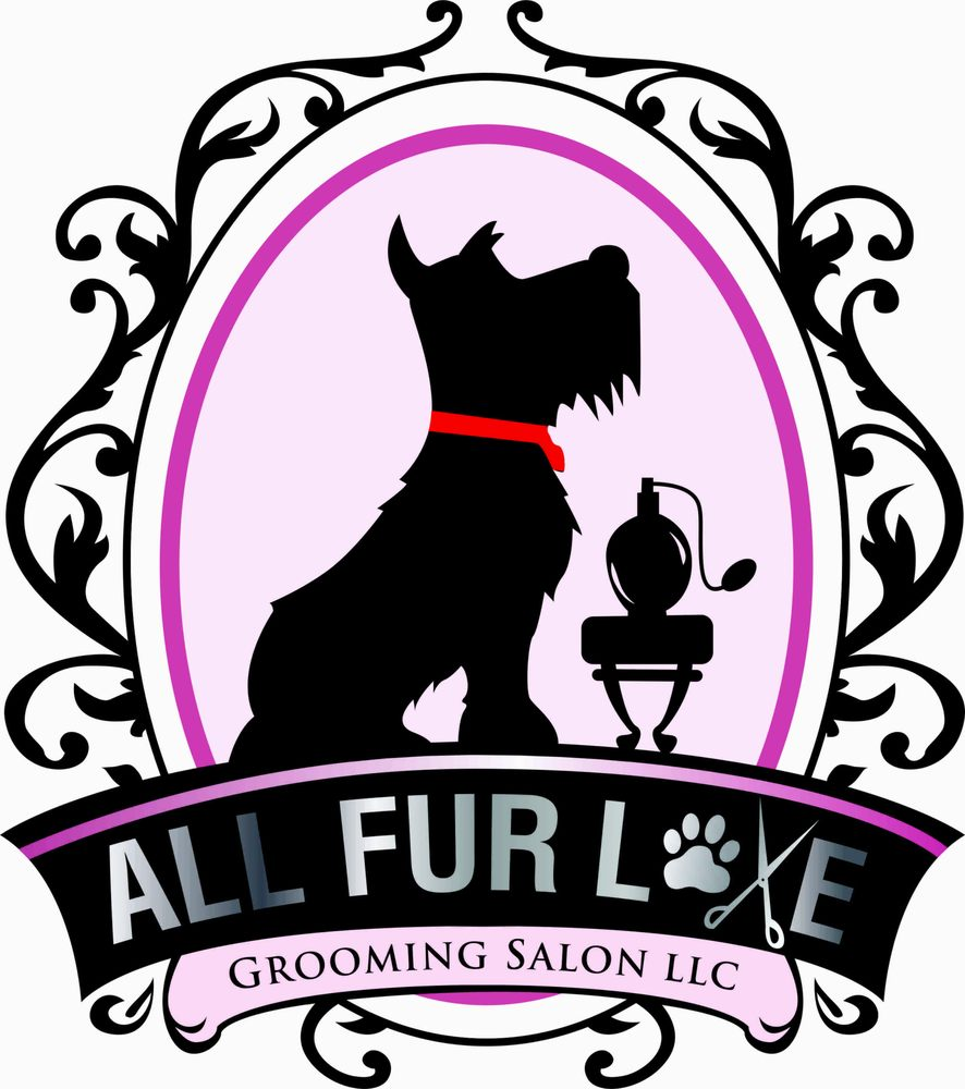 886x1000 All Fur Love Grooming Salon