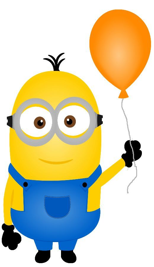 520x900 Image Result For Minions Clipart No Background Minion Party