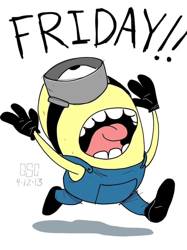736x981 Friday Minion Pictures, Photos, And Images For Facebook, Tumblr
