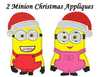 340x270 Minion Christmas Etsy