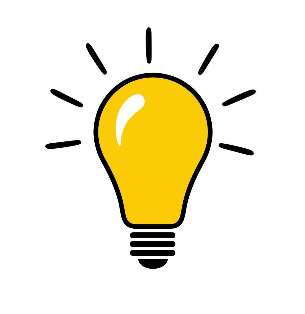 970x999 Tremendous Lightbulb Clip Art Minion Clipart 5 Preview Light Bulb