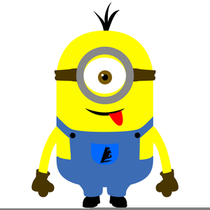 300x300 Minions Clipart Free Images