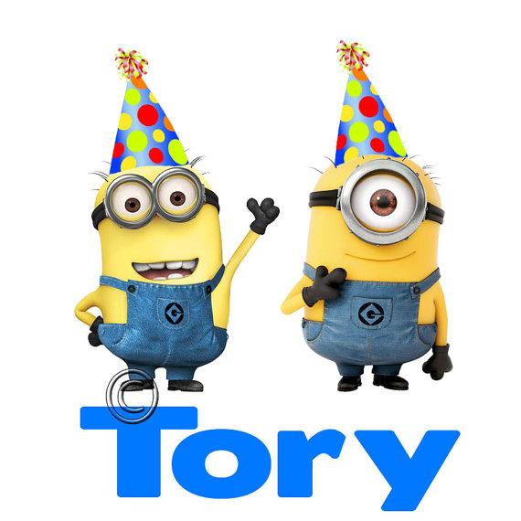 570x570 Minion Birthday Clipart 7