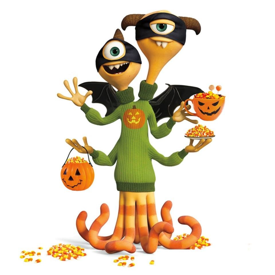 960x960 Monsters Inc Halloween Clip Art Halloween Amp Holidays Wizard