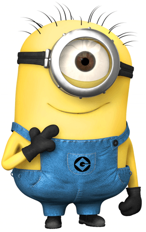 300x478 Finished Despicable Me Minions Tim.png Cute Minions