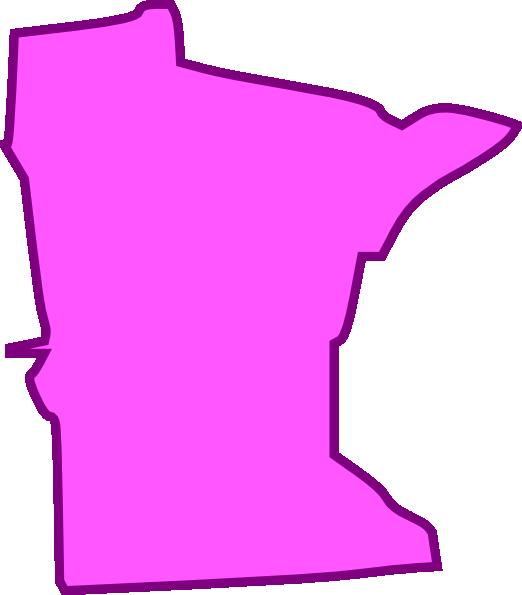 522x595 Minnesota Clip Art
