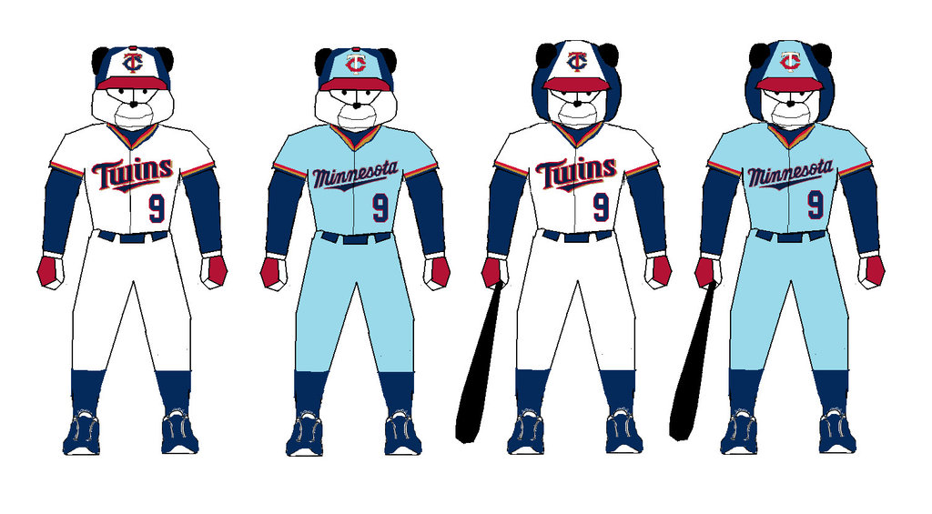 1024x565 Minnesota Twins Panda Concept By Hbgoo