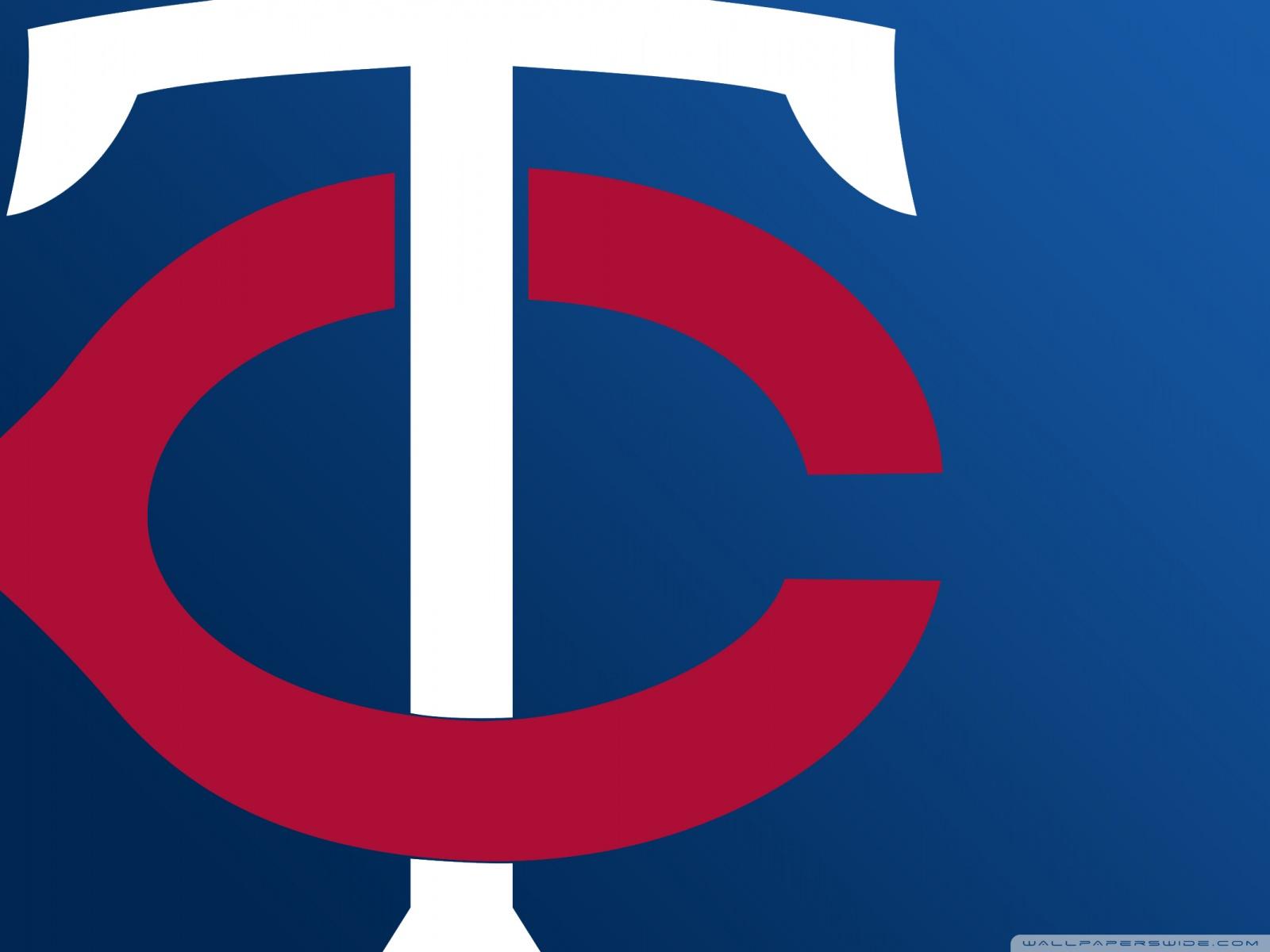 1600x1200 Minnesota Twins Tc Logo 4k Hd Desktop Wallpaper