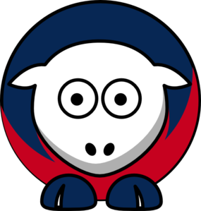 285x299 Sheep Minnesota Twins Team Colors Clip Art