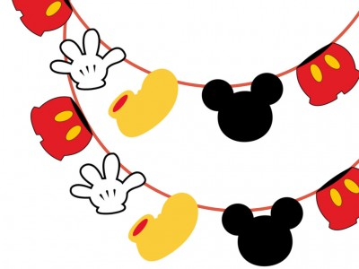 400x300 Cheerful Mickey Mouse Birthday Clip Art Pin By Sulimar Isaac