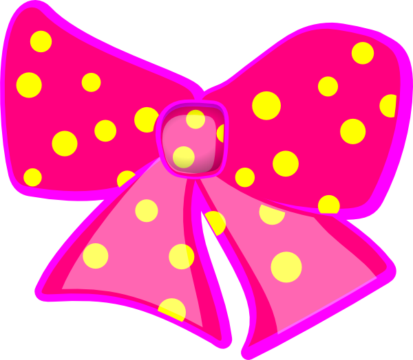 600x524 Minnie Mouse Bow Clip Art
