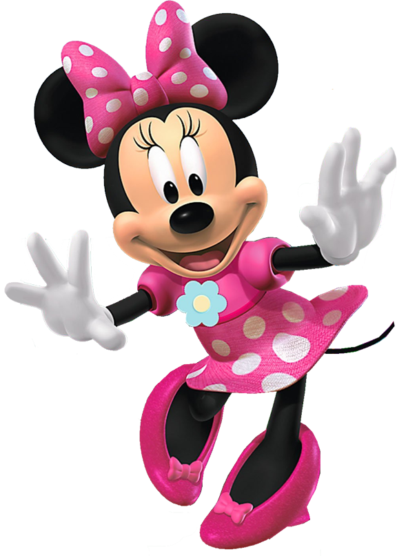 576x806 Minnie mouse mickey cliparts