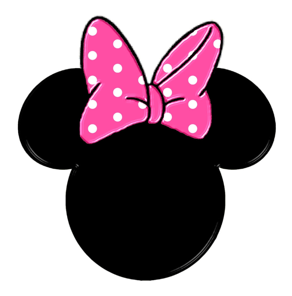 1012x1024 Unique Minnie Mouse Head Outline Clip Art Gallery Free Coloring Book