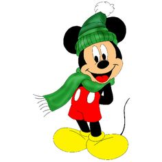 236x236 Merry Christmas Mickey Mouse Cliparts