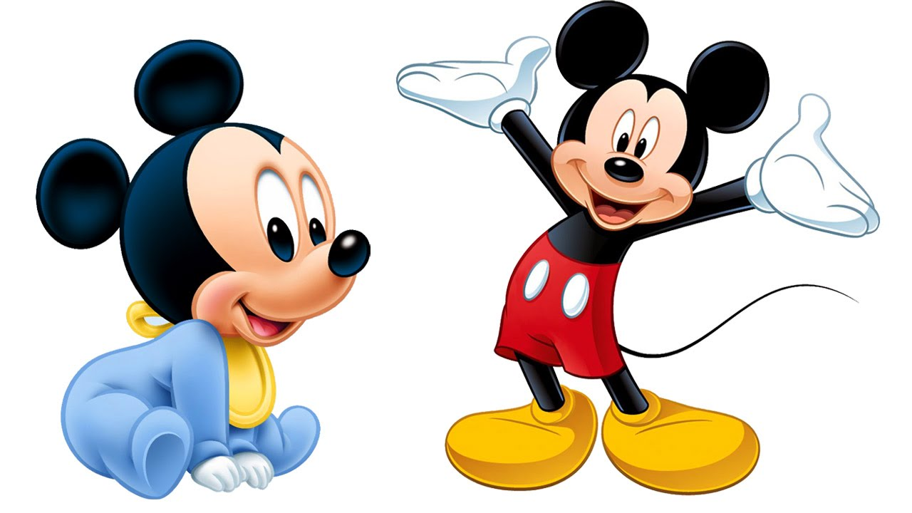 1280x720 Painting clipart mickey