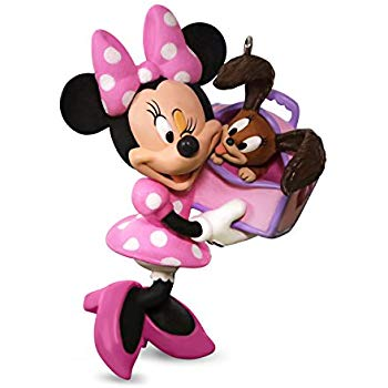 350x350 Hallmark Disney Minnie Mouse Bowtique Christmas