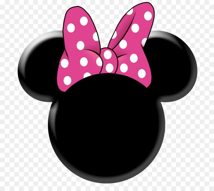 900x800 Creative Idea Minnie Mouse Clipart