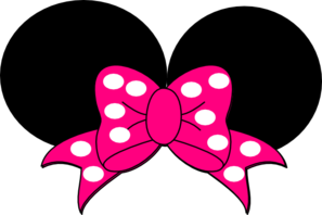 297x198 Minnie Mouse Clip Art