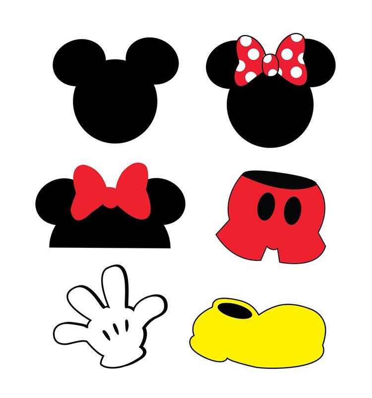 750x803 Stunning Inspiration Ideas Minnie Mouse Clipart Head Clip Art
