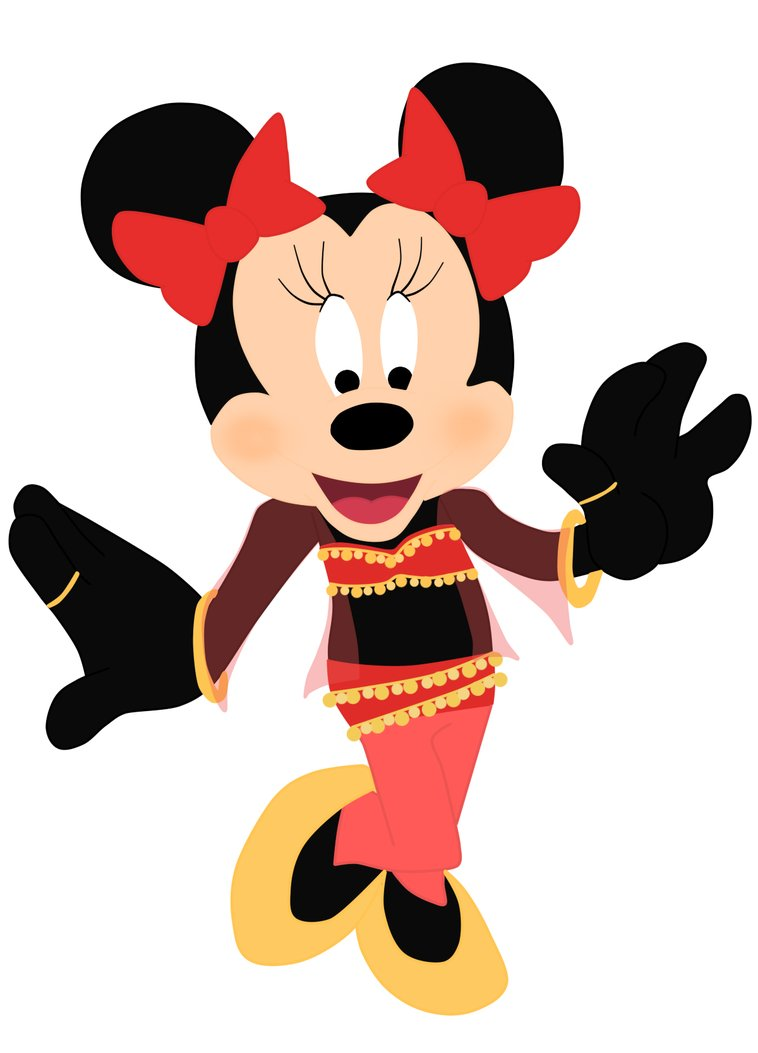 758x1053 Captivating Dancing Minnie Mouse 15 Dirty Starring Mickey And By