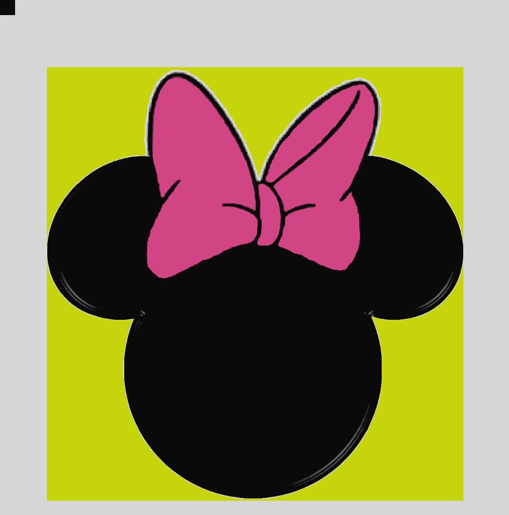 1012x1024 Clip Art Minnie Mouse Head Clip Art Uvsjtrl