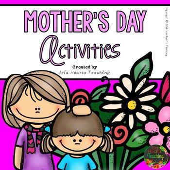 350x350 Mothers Day Worksheet Teaching Resources Teachers Pay Teachers