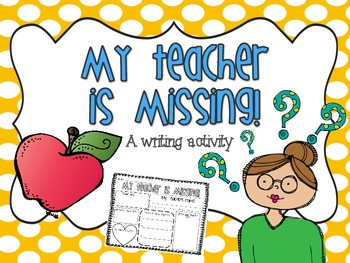 350x263 Our Teacher Is Missing Teaching Resources Teachers Pay Teachers
