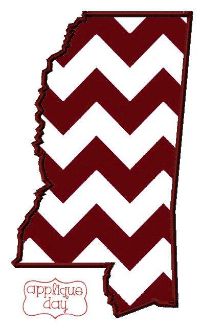 Mississippi State Clipart