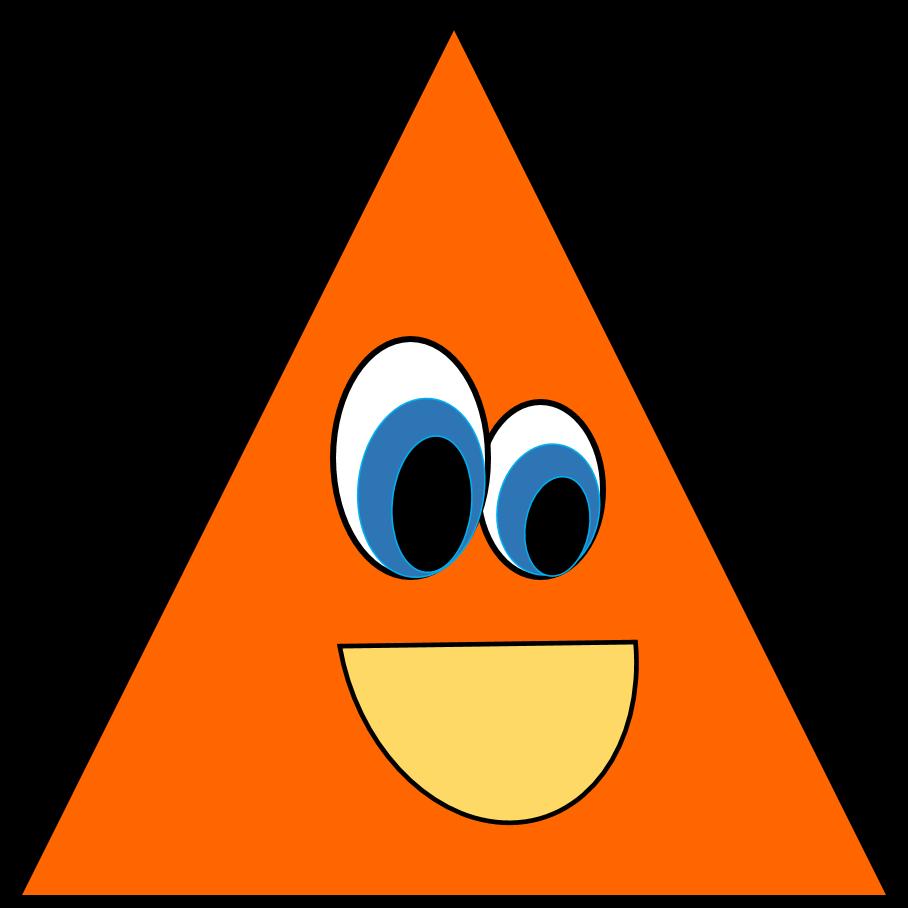 908x908 Triangle Clip Art
