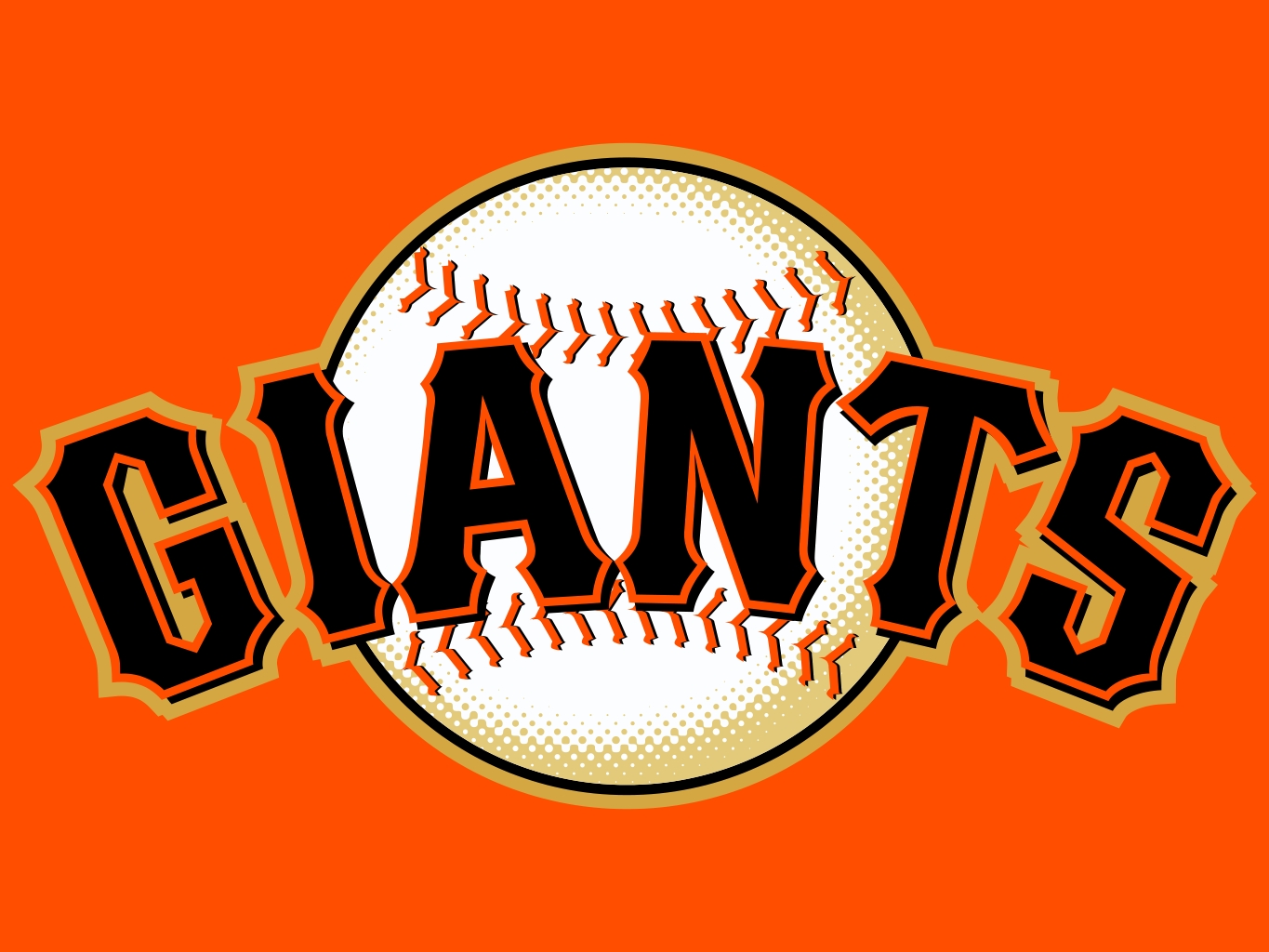 1365x1024 Collection Of Giants Baseball Clipart High Quality, Free