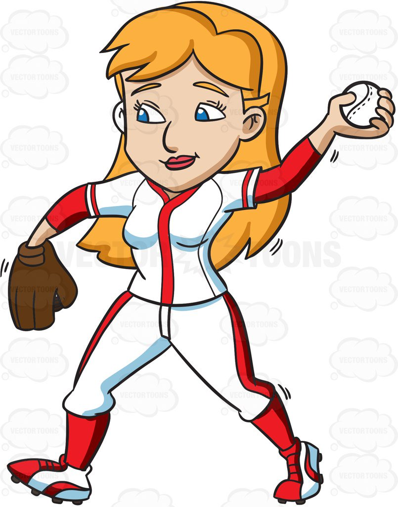 805x1024 Special Baseball Cartoons Pictures The Man Beh