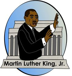 236x250 Martin Luther King Jr Day Clip Art. Electronic Village Support