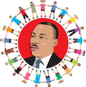 300x303 New Town Press Martin Luther King Jr., Man Of Conscience