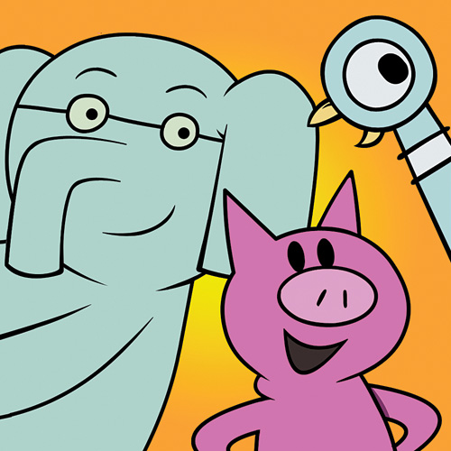 500x500 Children's Author Review Mo Willems The Green Onion Blog
