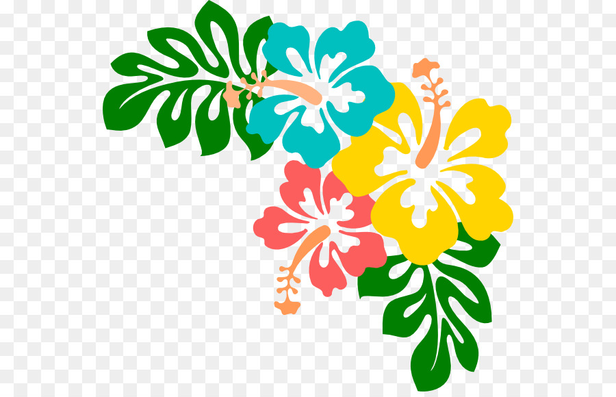 900x580 Hawaii Lei Desktop Wallpaper Clip Art